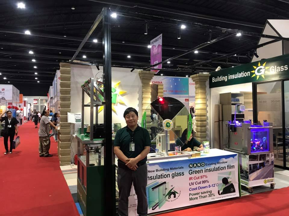 Creative-Shades Industrial Co., Ltd. will be exhibiting at Architect Expo Thailand